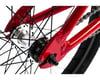 "Image 3 for Colony Horizon 18"" BMX Bike (17.9"" Toptube) (Black/Red Fade)"