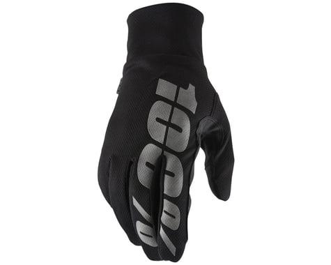100% Hydromatic Waterproof Gloves (Black) (S)