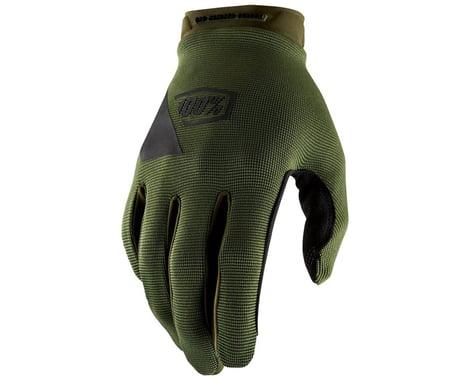 100% Ridecamp Gloves (Fatigue) (M)
