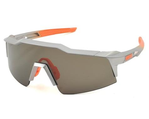 100% Speedcraft SL Sunglasses (Arc Light) (Short Smoke Lens)