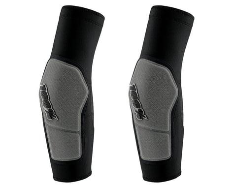 100% Ridecamp Elbow Guards (Black/Grey) (M)