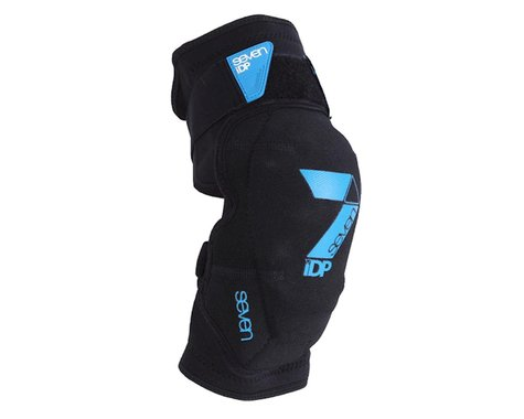 7iDP Flex Elbow/Youth Knee Armor (Black) (L)