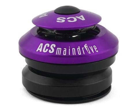 "ACS Headset MainDrive Integrated (Purple) (1-1/8"")"