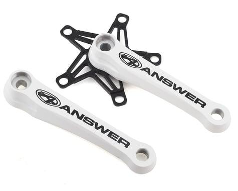 Answer Mini Crank Arms (White) (165mm)