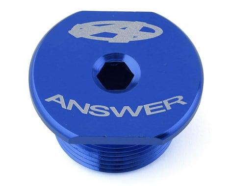 Answer Dagger Fork Bolt (Blue) (24 x 1.5mm)