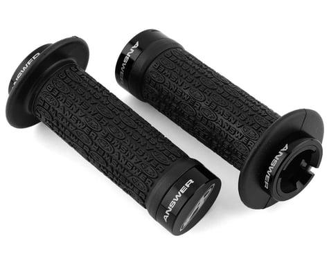 Answer Mini Flange Grip (Black) (105mm)