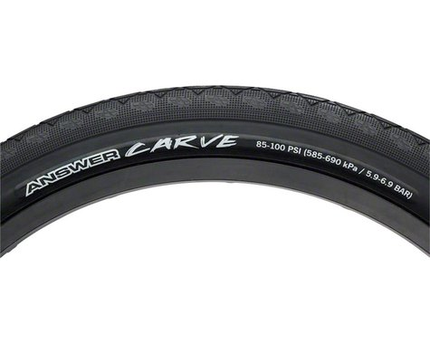"""Answer Carve Folding Tire (1.85"""") (20"""" / 406 ISO)"""