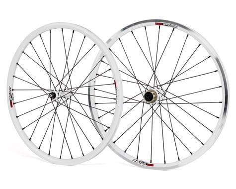 Answer Mini Holeshot Wheelset (White) (20 x 1-1/8)