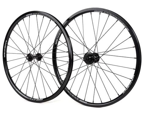 Answer Mini Holeshot Wheelset (Black) (20 x 1-1/8)