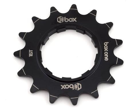 Box One Cog Single Speed Chromoly Cassette (Black) (3/32) (15T)