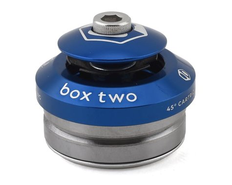 """Box Two Sealed Integrated Headset (Blue) (1"""")"""