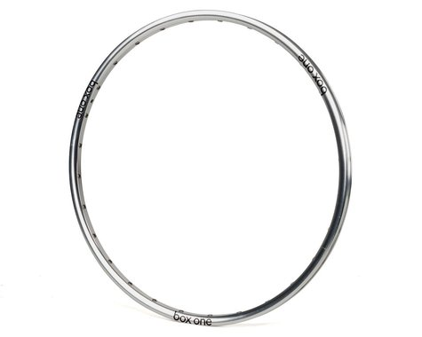 Box One Front Rim (Silver) (Front/Brakeless) (20 x 1-1/8)