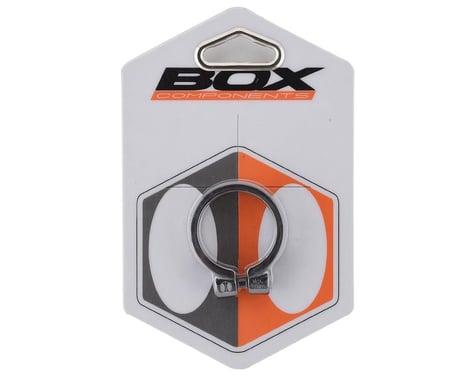 Box Helix Fixed Seat Clamp (Gun Metal) (34.9mm)