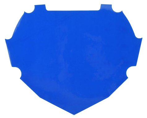 Box Number Plate Box Two Number Palette (Blue) (L)