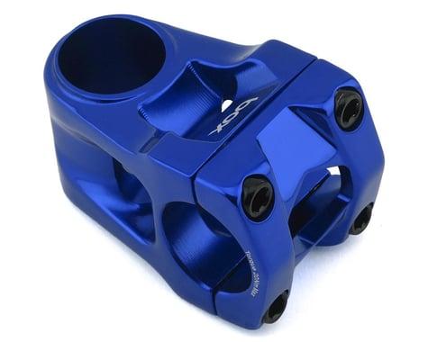 Box One 31.8mm Center Clamp Stem (Blue) (53mm)