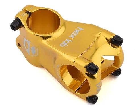"Box BMX Stem (1"") (Gold) (45mm)"