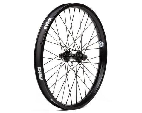 BSD Swerve Aero Pro Front Wheel (Black) (20 x 1.75)