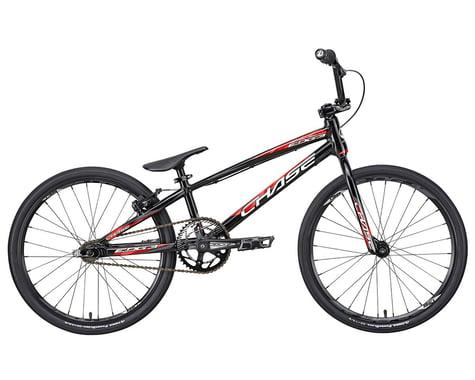 """CHASE 2021 Edge Expert BMX Bike (Black/Red) (19.75"""" Toptube)"""