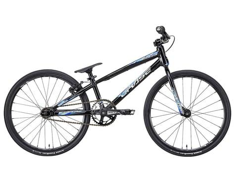 "CHASE 2021 Edge Mini BMX Bike (Black/Blue) (17.25"" Toptube)"