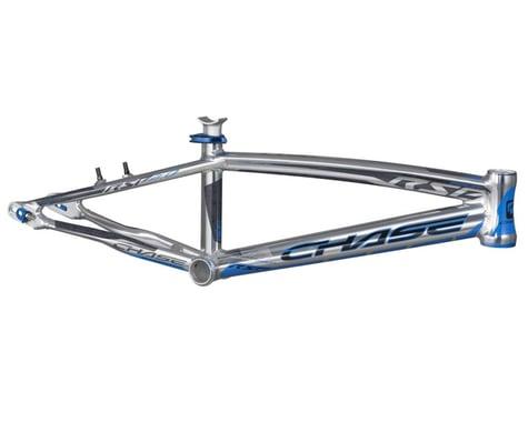 CHASE RSP4.0 Race Bike Frame (Polished w/Blue/Grey) (Mini)