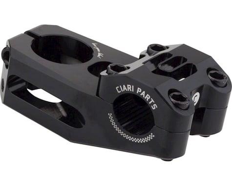 Ciari Monza T57 Top Load Stem Black