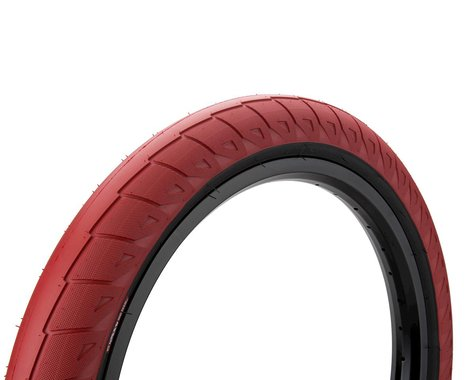"""Cinema Williams Tire (Red/Black Wall) (2.5"""") (20"""" / 406 ISO)"""