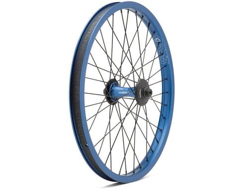 Cinema ZX Front Wheel (Blue) (20 x 1.75)