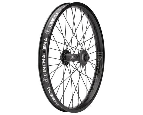 Cinema Reynolds FX Front Wheel (Flat Black) (20 x 1.75)