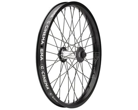 Cinema Reynolds FX Front Wheel (Garrett) (Polished/Matte Black) (20 x 1.75)