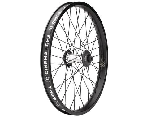 Cinema FX 888 Front Wheel (Polished/Matte Black) (20 x 1.75)
