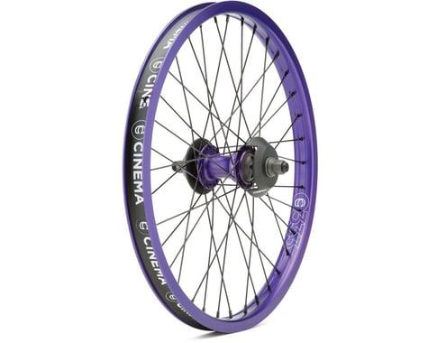 Cinema ZX Cassette Wheel (Purple) (20 x 1.75)
