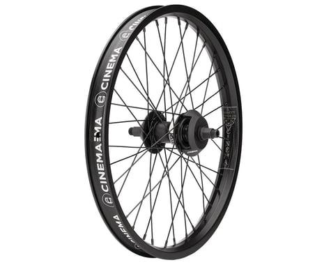 Cinema Reynolds FX2 LHD Freecoaster Wheel (Garrett) (Flat Black) (20 x 1.75)