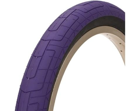 "Colony Griplock Tire (Dark Purple/Black) (2.35"") (20"" / 406 ISO)"