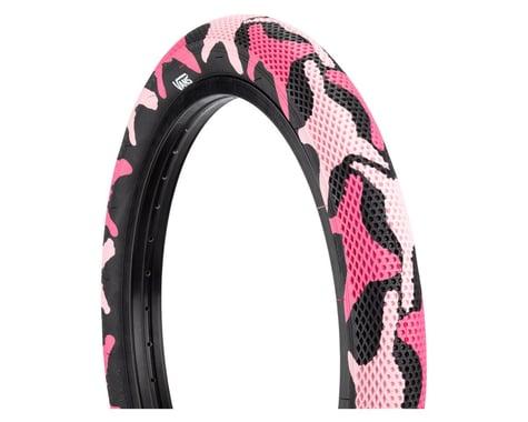 """Cult Vans Tire (Pink Camo/Black) (2.4"""") (20"""" / 406 ISO)"""