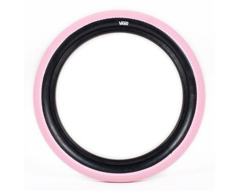 "Cult Vans Tire (Rose Pink/Black) (2.4"") (20"" / 406 ISO)"