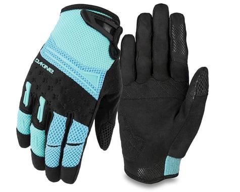 Dakine Women's Cross-X Bike Gloves (Nile Blue) (XS)