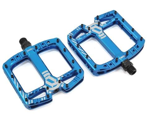 "Deity TMAC Pedals (Blue Anodized) (9/16"")"