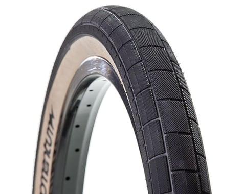 "Demolition Momentum Tire (Black/Tan) (2.2"") (20"" / 406 ISO)"