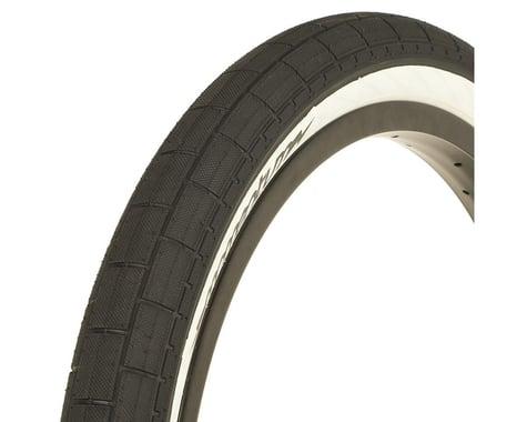 "Demolition Momentum Tire (Black/White) (2.2"") (20"" / 406 ISO)"