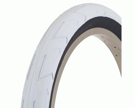 """Duo HSL Tire (High Street Low) (White/Black) (2.4"""") (20"""" / 406 ISO)"""