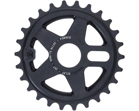 Eclat Onyx Sprocket (Black) (26T)