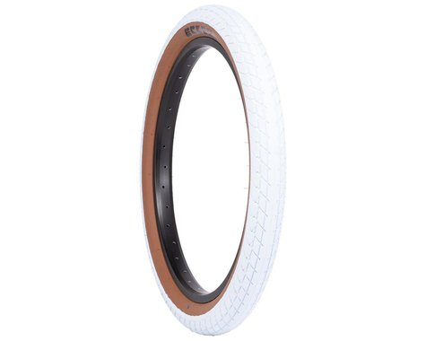 "Eclat Morrow Tire (Ty Morrow) (White/Gum) (2.4"") (20"" / 406 ISO)"