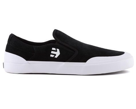 Etnies Marana Slip XLT Flat Pedal Shoes (Black/White) (8)