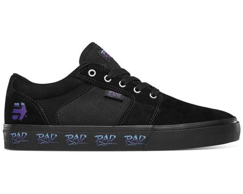 Etnies Barge LS X Rad Flat Pedal Shoes (Black/Black) (9)