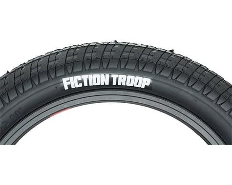 "Fiction Troop Tire (Black) (2.3"") (18"" / 355 ISO)"