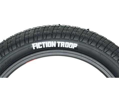 "Fiction Troop Tire (Black) (2.3"") (16"" / 305 ISO)"