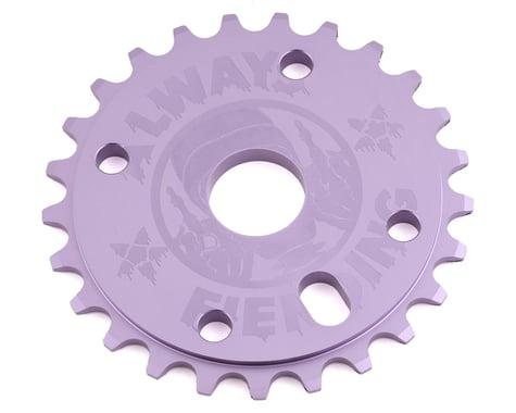 Fiend Reynolds Sprocket (Purple Haze) (25T)