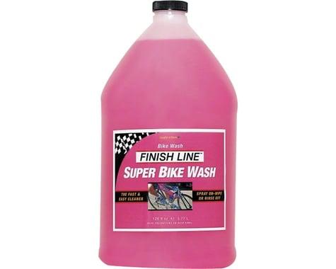 Finish Line Super Bike Wash