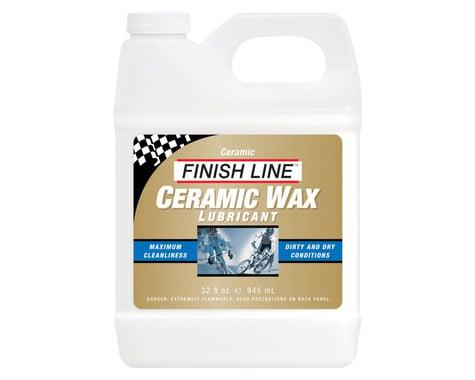 Finish Line Ceramic Wax Chain Lube (Jug) (32oz)