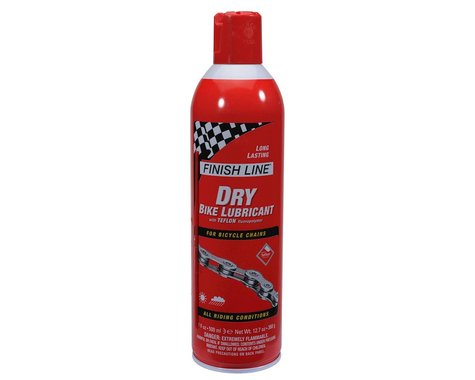 Finish Line Dry Chain Lube (Aerosol) (17oz)